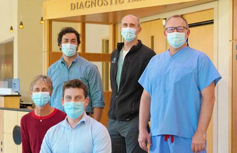 Radiologists at Mid Coast Hospital Diagnostic Imaging