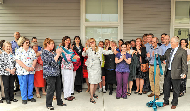 Mid Coast Health Unveils New Home For Bath Primary Care