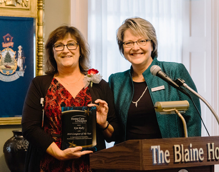 Maine's 2018 Caregiver of the Year